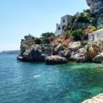 beach of scopello, sicily